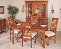 Richardson brothers dining room furniture